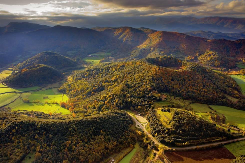 Guia Turisme Rural Garrotxa