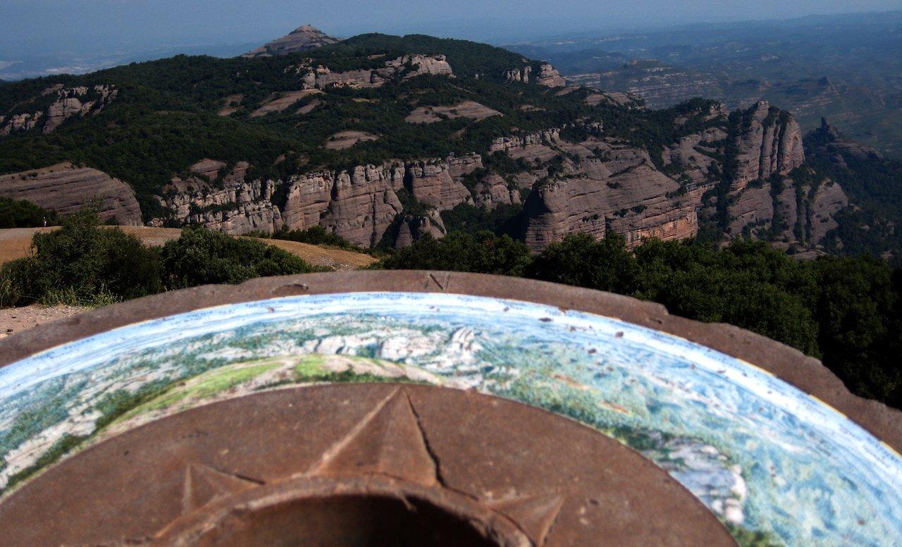 Parque Natural de Sant Llorenç de Munt i l'Obac