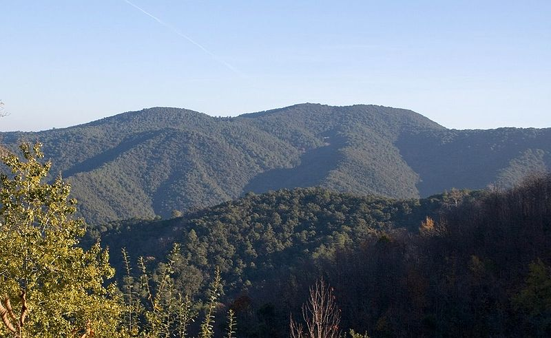 Corredor del Montnegre