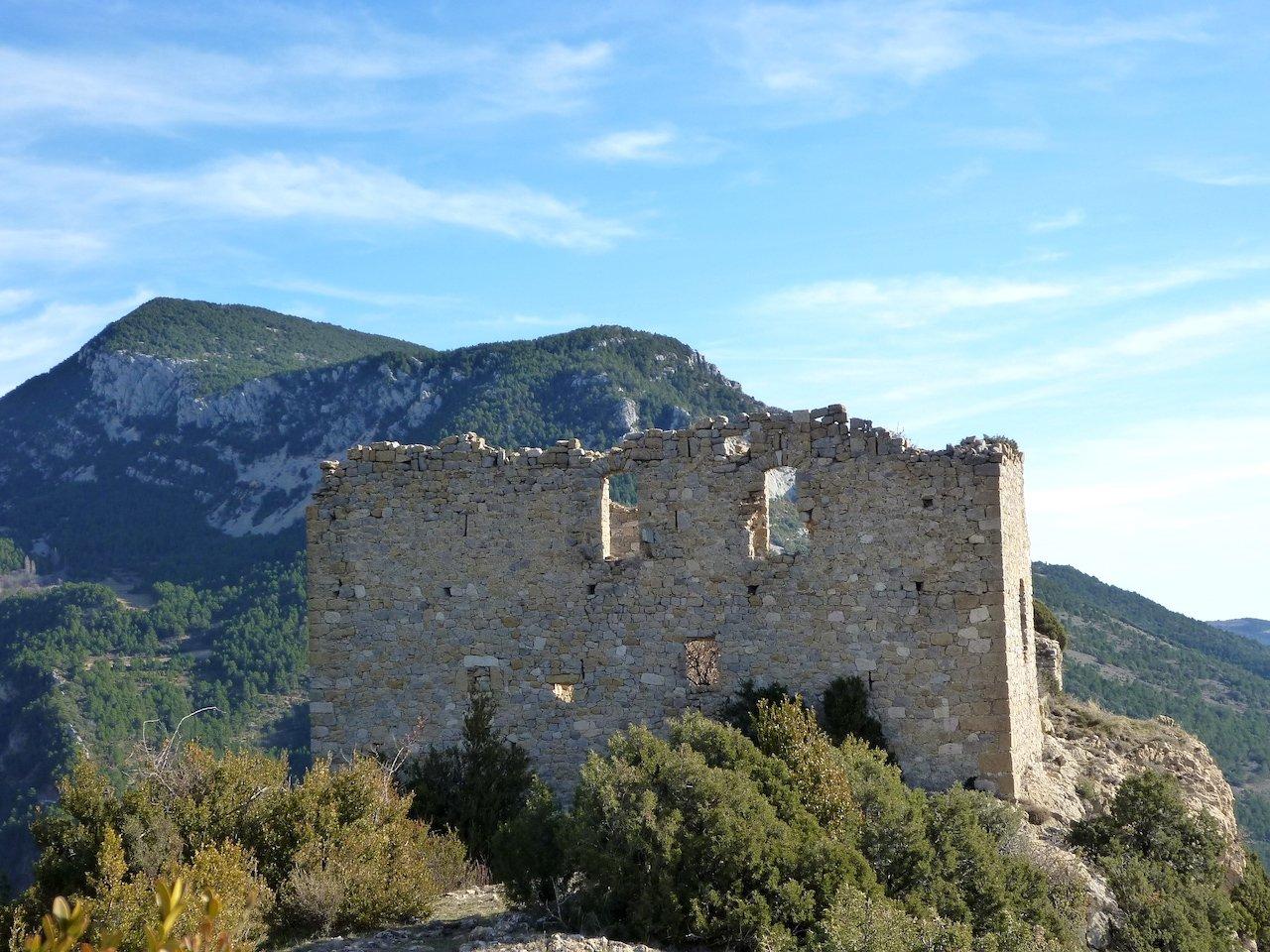 Castillos en el Solsonès
