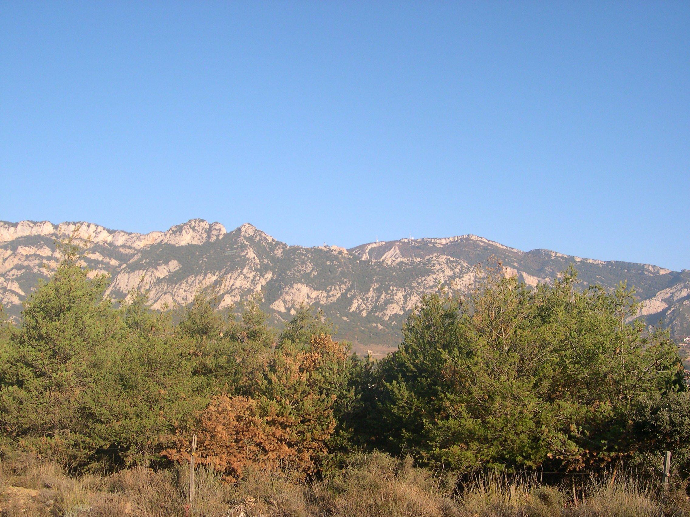 Sierra de Queralt