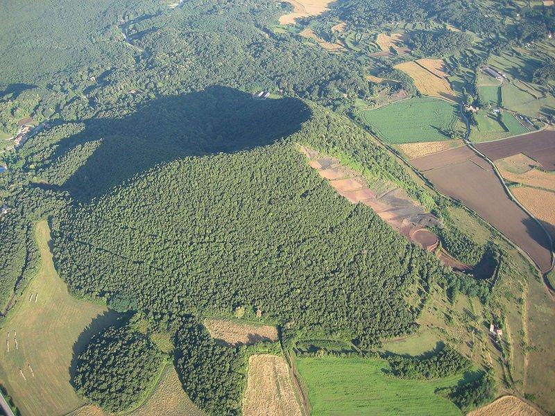 Zona Volcánica Garrotxa