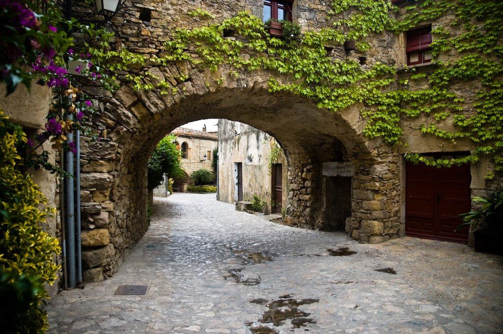 Peratallada, un pueblo medieval en el que poder viajar al pasado